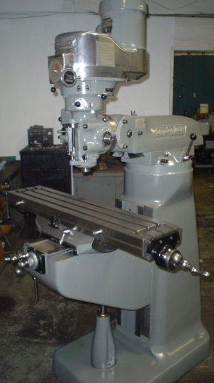 Rebuilt Bridgeport Mills For Sale Bridgeport Machine