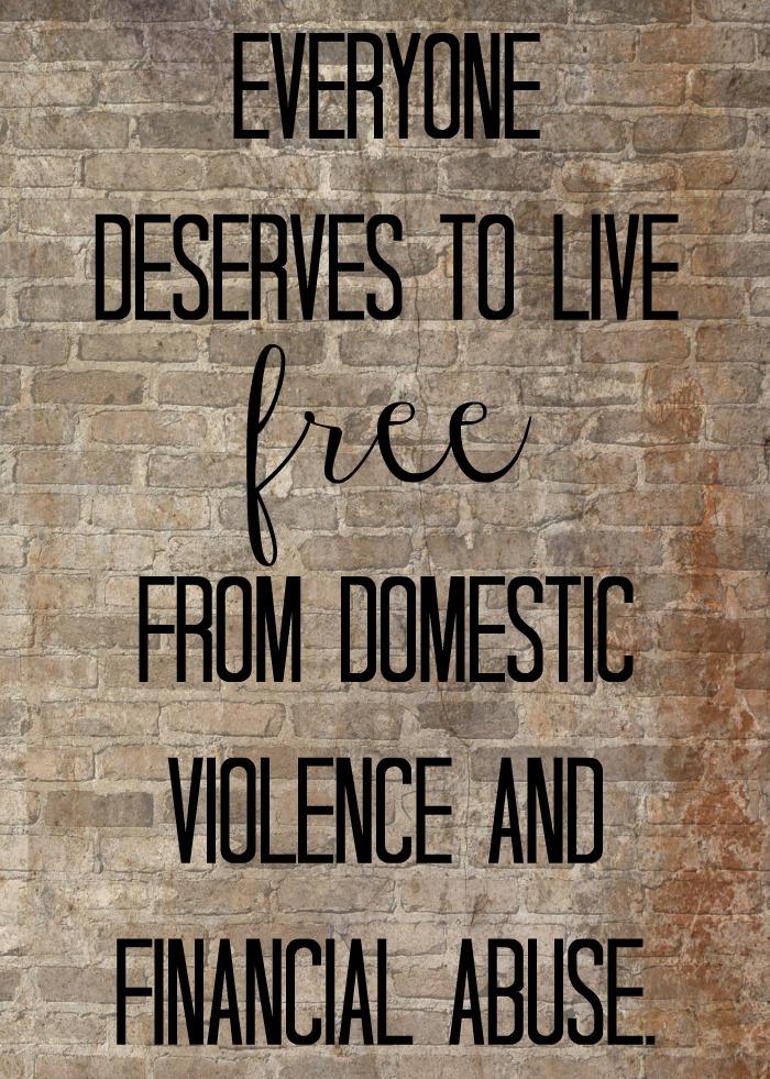 Lets Talk About Domestic Violence The Purple Purse
