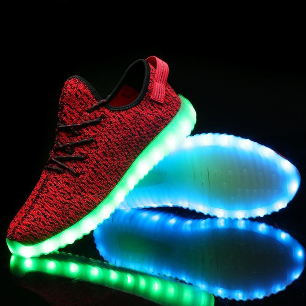 Led Light Color Chart