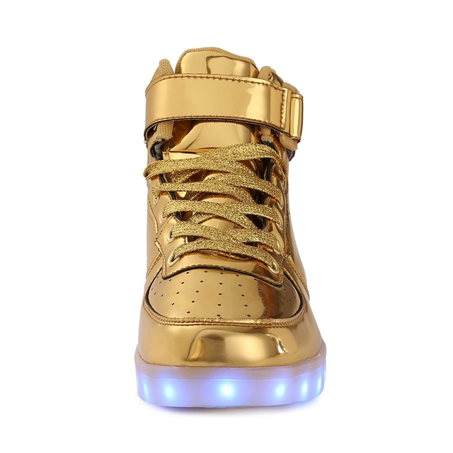 Led High Top Light Shoes