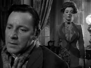 Bette Davis and Herbert Marshall in The Little Foxes