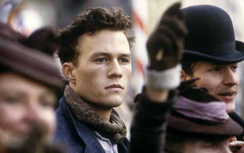 Heath Ledger in The Four Feathers
