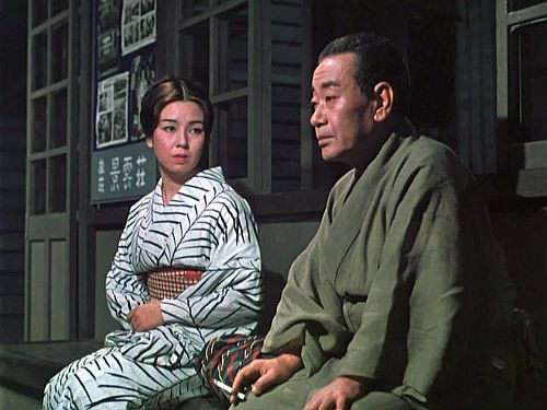 Ozu's Floating Weeds