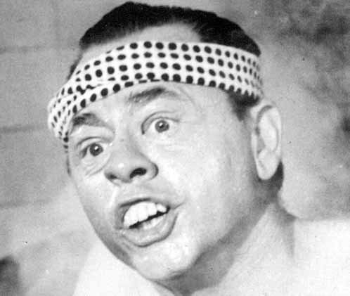 Mickey Rooney in Breakfast at Tiffany's: the worst yellowface ever?