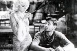 Jean Harlow and Clark Gable in Red Dust