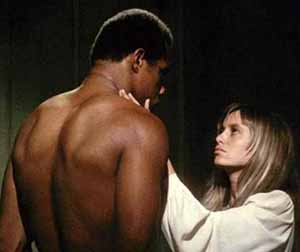 Ken Norton and Susan George