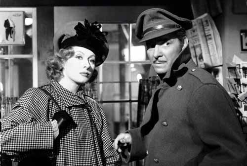 Greer Garson and Ronald Colman in Random Harvest