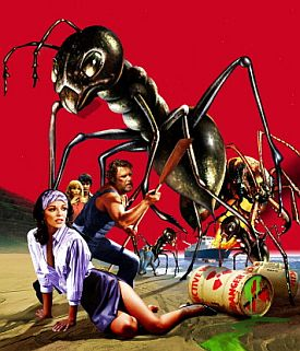 Key art for Empire of the Ants (1977)