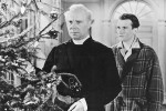 Ralph Richardson and Denholm Elliott in The Holly and the Ivy