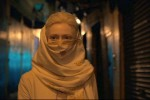 Fig. 1 Eve (Tilda Swinton) wanders the streets of Tangier in Jim Jarmusch's Only Lovers Left Alive (2013).