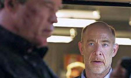 Schwarzenegger and J. K. Simmons