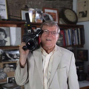 D. A. Pennebaker. Image courtesy of Criterion