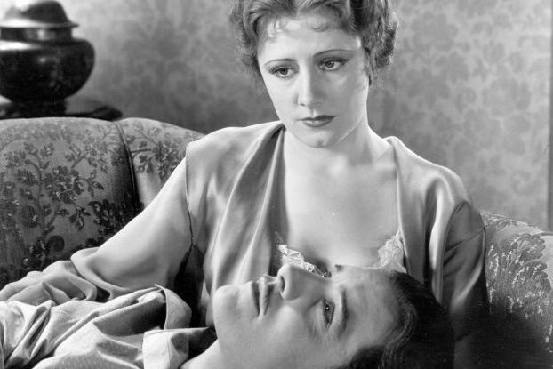 Irene Dunne and John Boles in Back Street (1932)