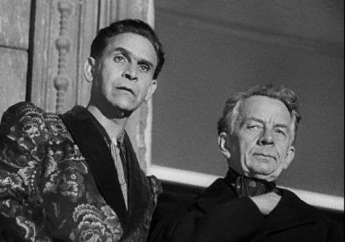 Siegfried Breuer and Ernst Deutsch in The Third Man