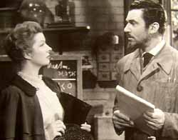With Walter Pidgeon in Madame Curie