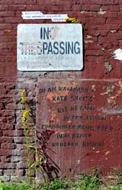 In Passing poster