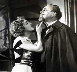 Dietrich and Emil Jannings