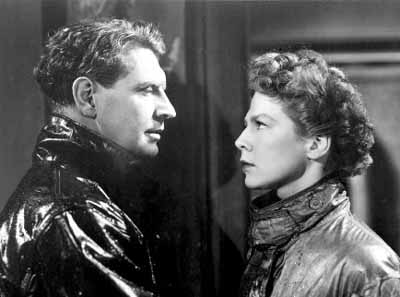 Roger Livesey and Wendy Hiller in I Know Where I'm Going!