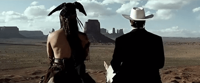 Tonto and the Lone Ranger