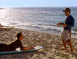 Jason Segel and Paul Rudd in Forgetting Sarah Marshall
