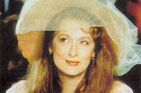 Meryl Streep in House of the Spirits