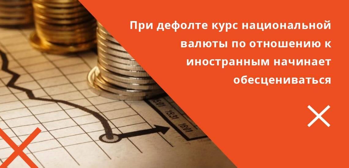 Výchozí se rozumí odpisy národní měnové sazby proti cizí měně