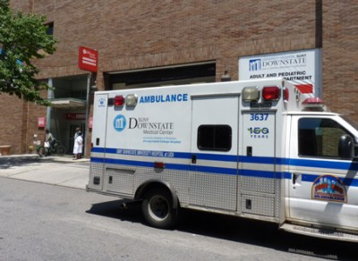 Emergency room crisis hits Brooklyn as SUNY bans ...
