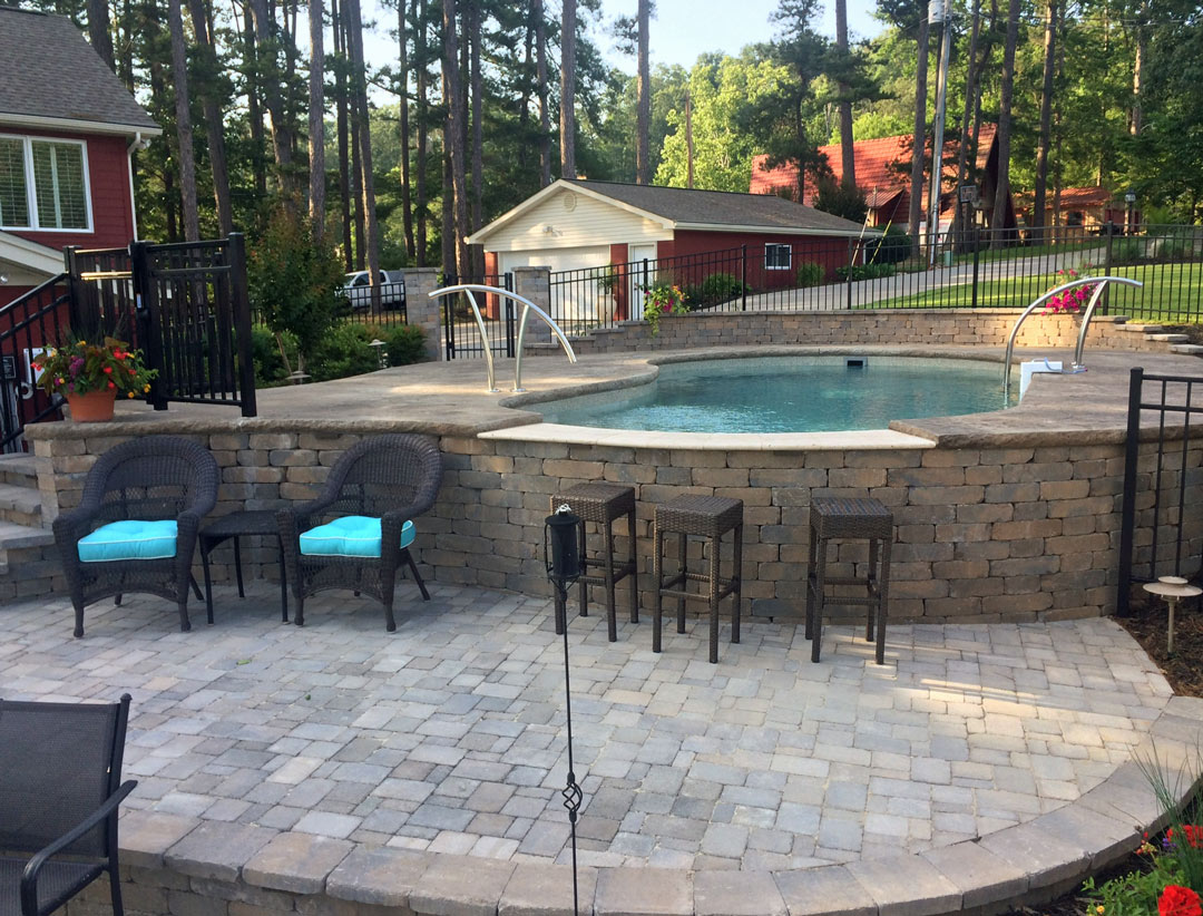 Tri Cities Tennessee Swimming Pool Slideshow