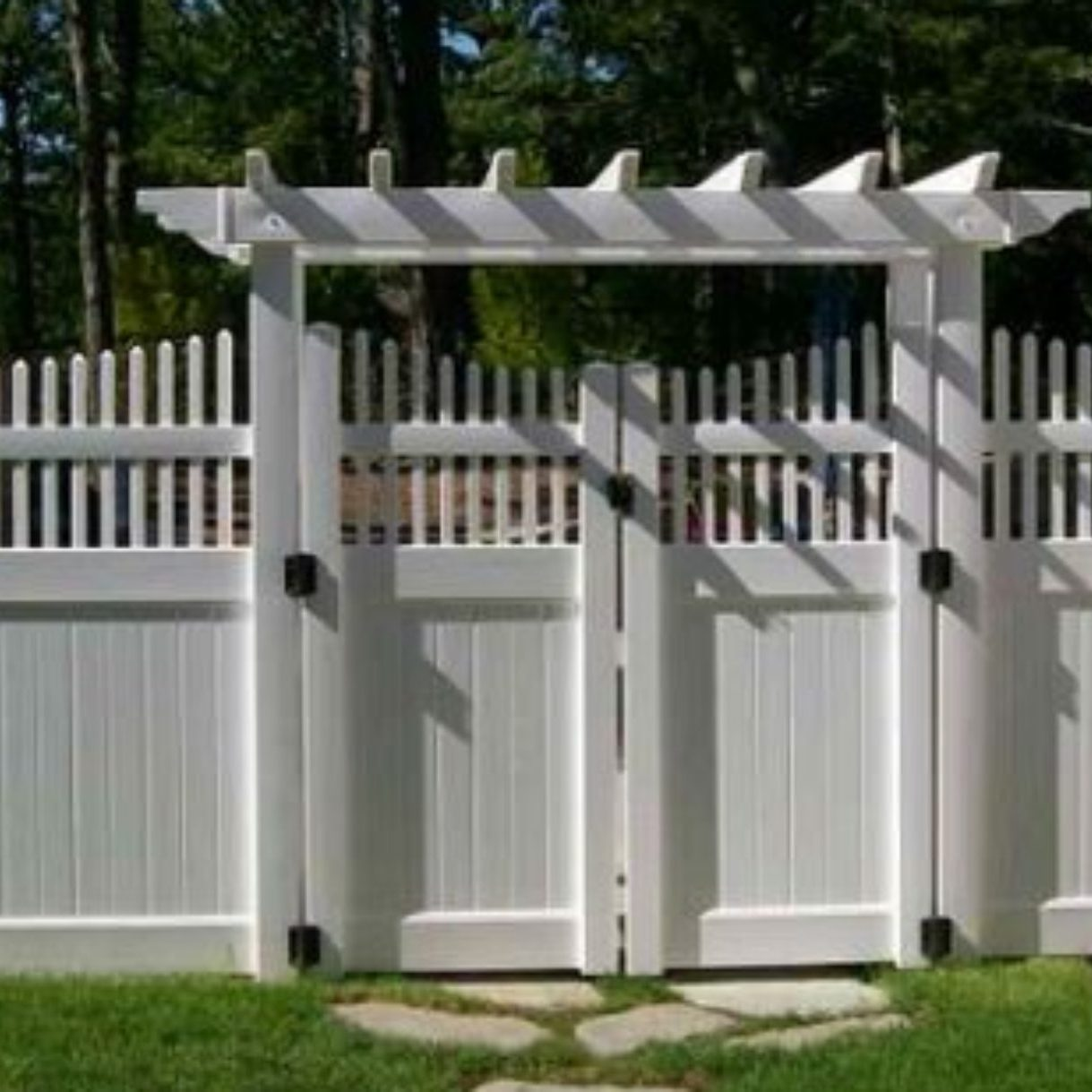 Pvc Fence Design And Installation Broward County Fence