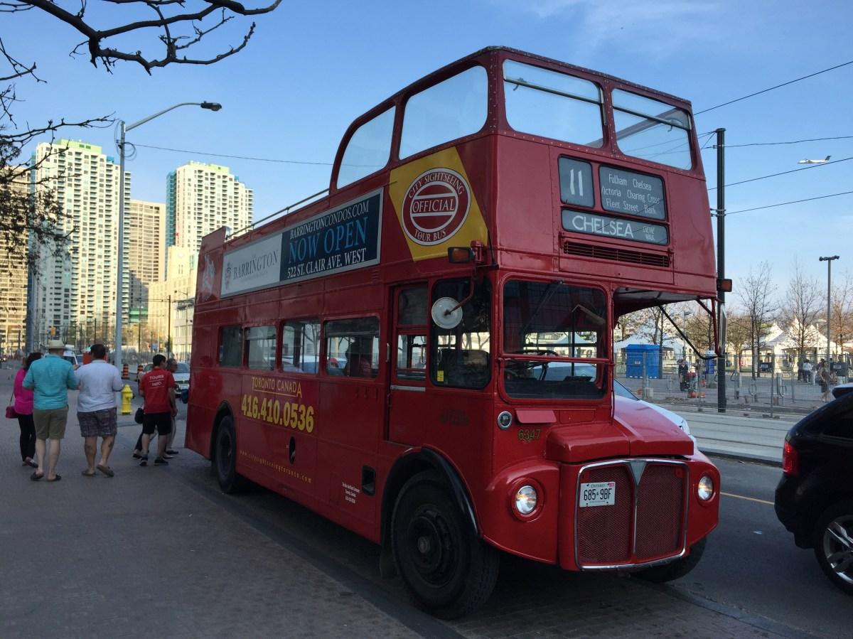 City Sightseeing Toronto Bus Tour Brown Bear Travels