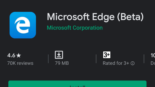 Download Microsoft Edge for Android OS