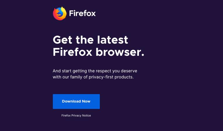 Firefox Download Now Mac OSX