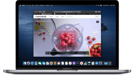Download Apple Safari on Macbook Pro