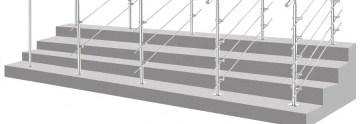 Outdoor Stair Handrail Rustproof Stair Handrail High Quality Stair | Outdoor Balustrades And Handrails | Timber | Railing | Verandah | Beautiful | Industrial Hand
