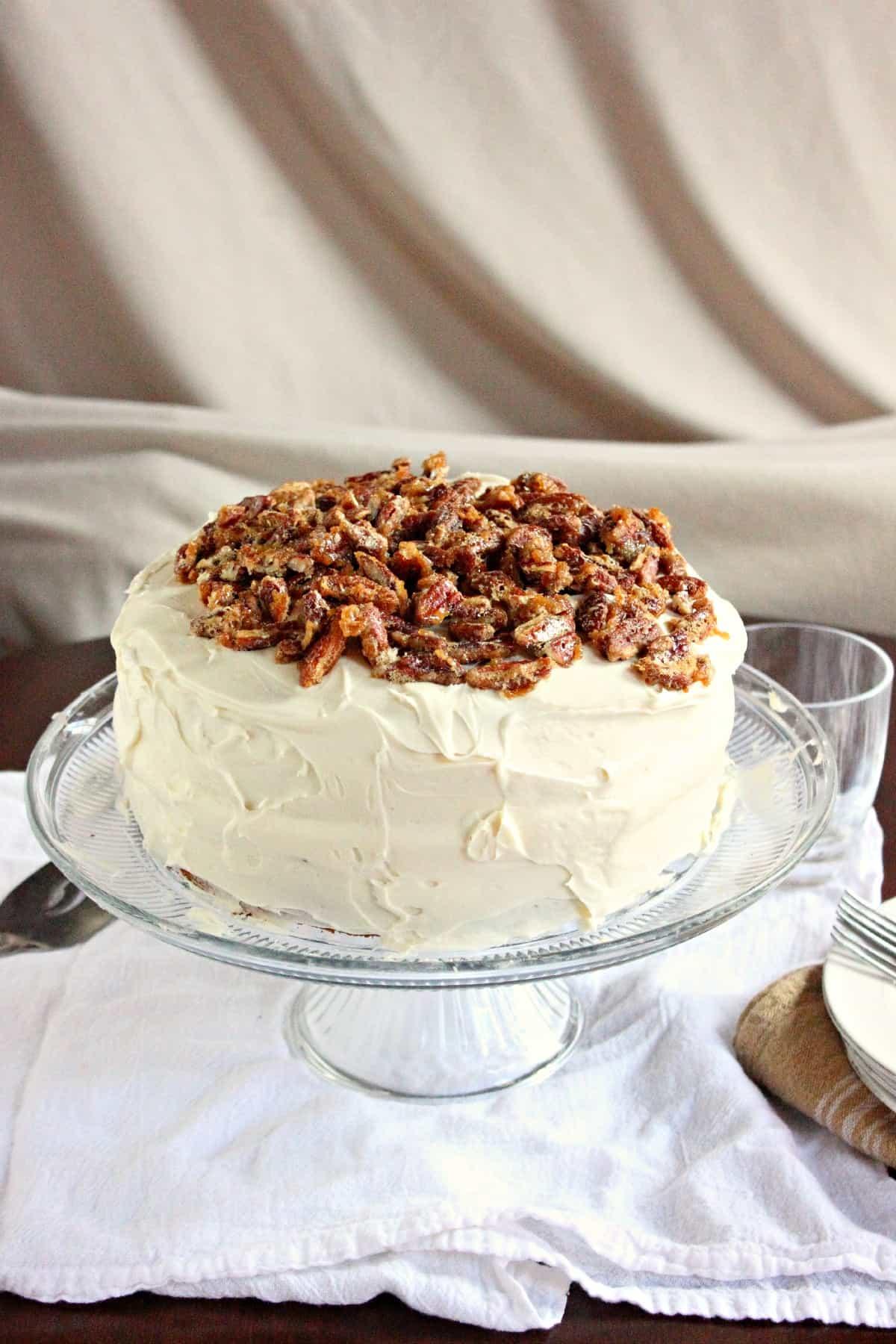 Vanilla Cake Butter