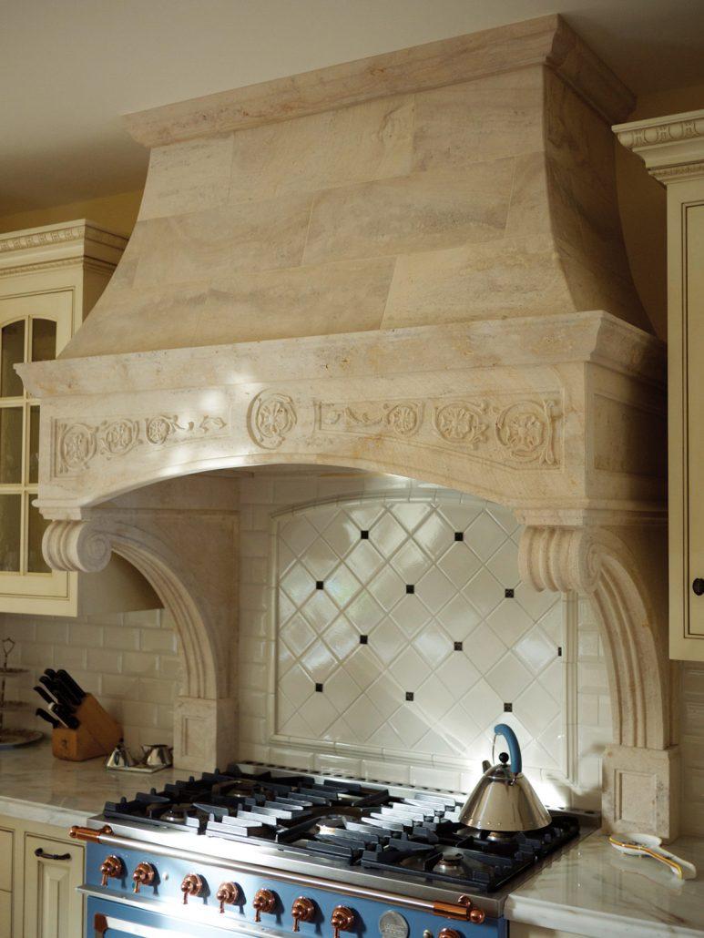 Best Kitchen Gallery: Custom Stone Kitchen Hoods Bt Arch Stone of Stone Kitchen Hoods on rachelxblog.com