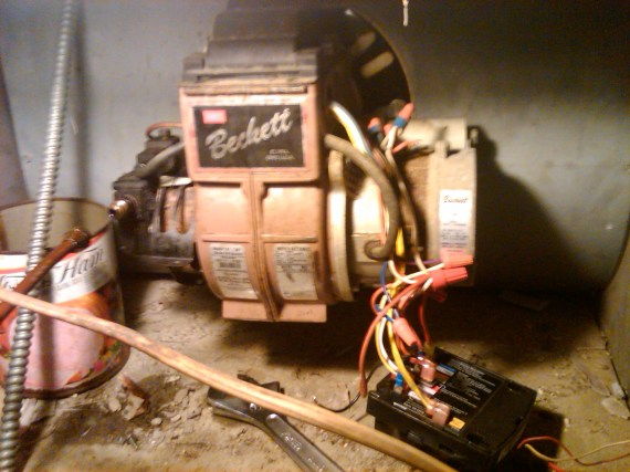Oil Furnace Repair Home Repair On A Budget