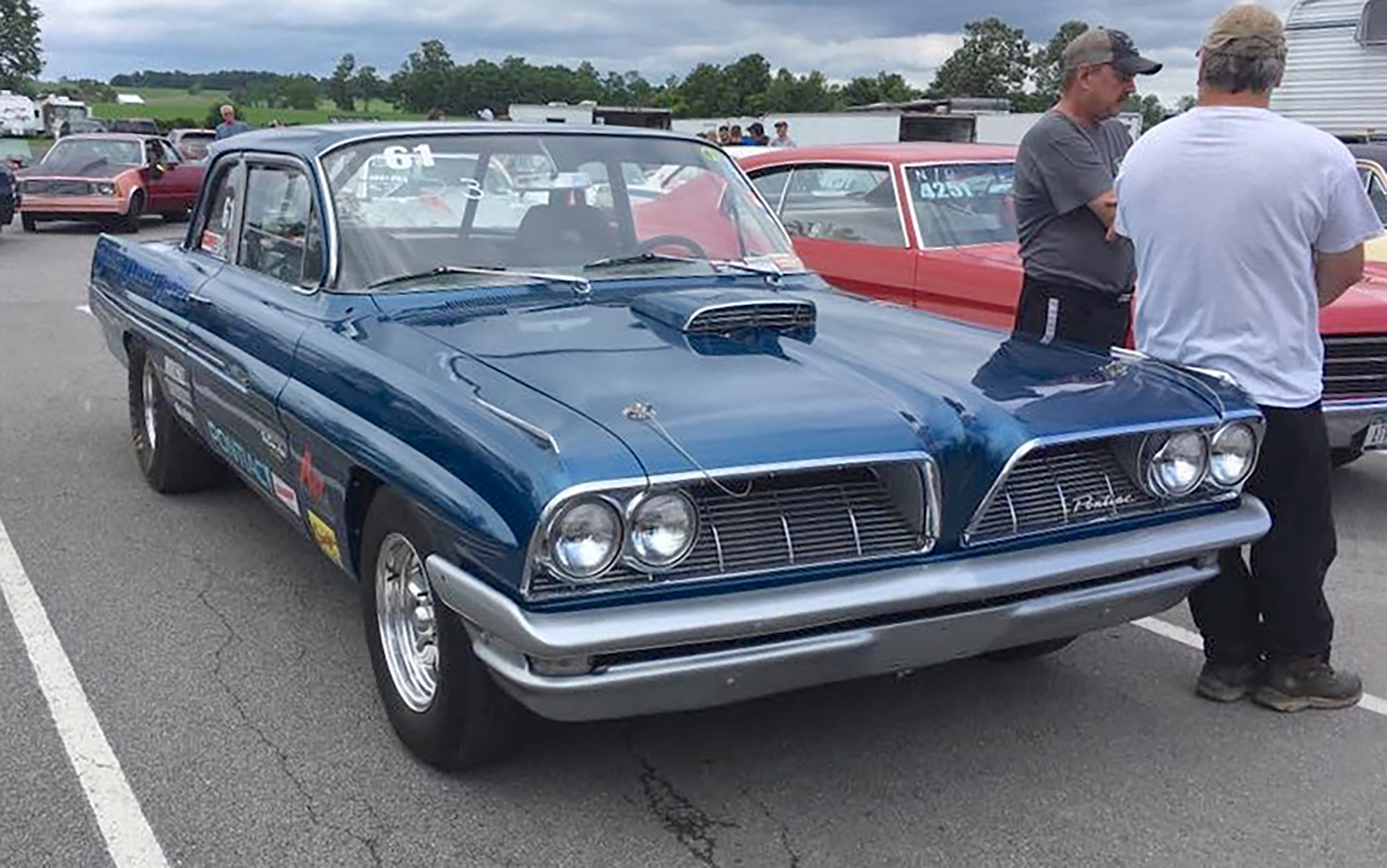 RealRides of WNY   1961 Pontiac Catalina