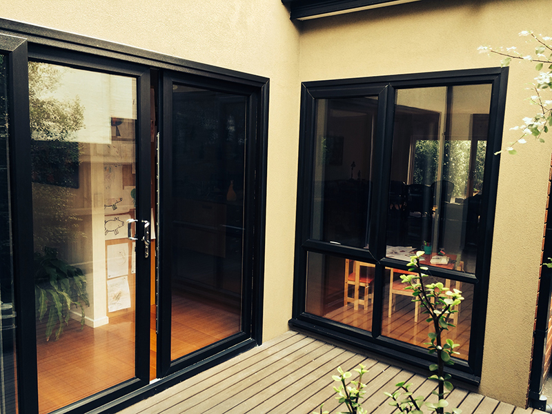 Idea 9133 Posted By Ecostar Double Glazing Build