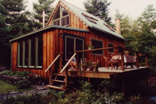 Beam Simple Homes Barn Post And