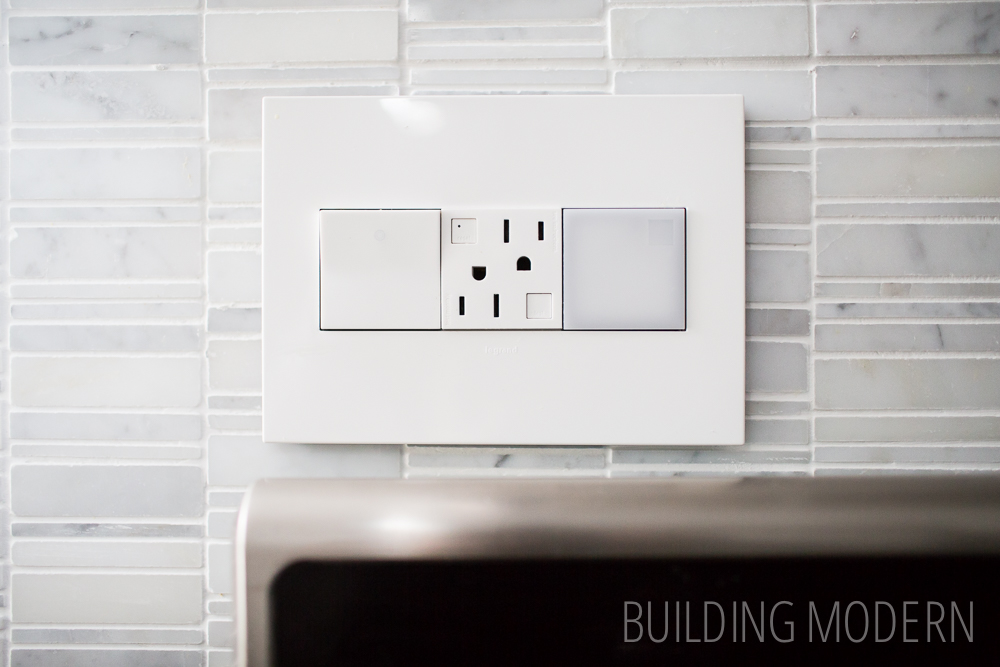 Modern Light Switches