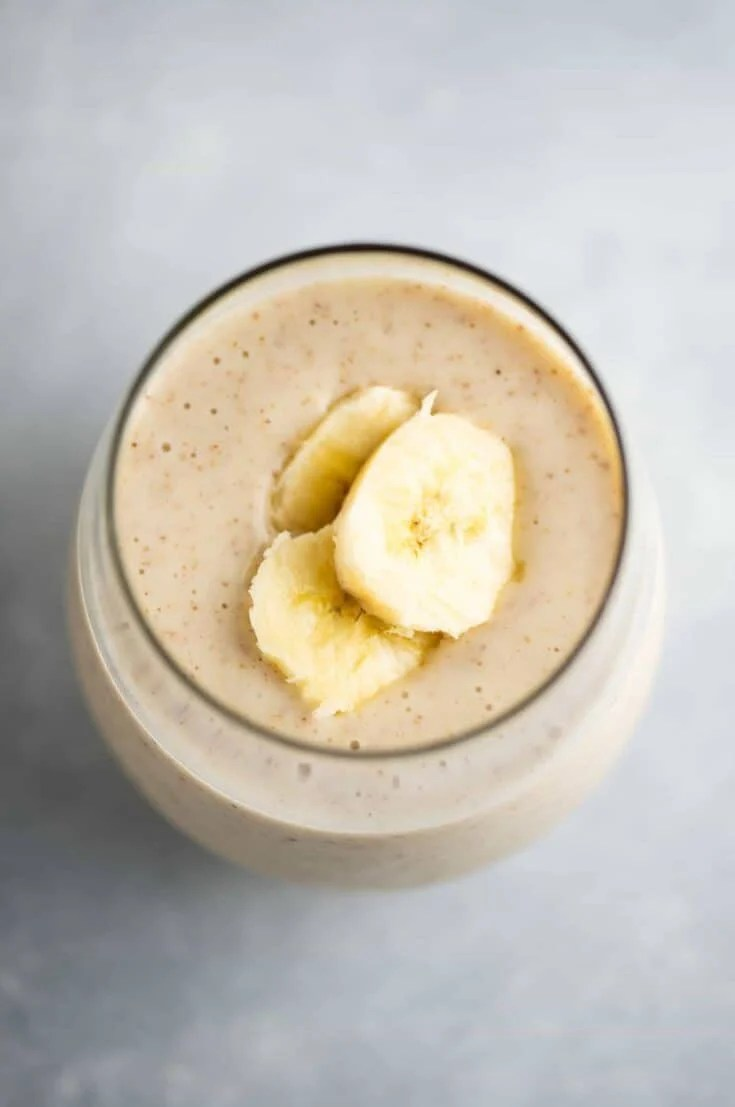 The Best Banana Smoothie Recipe Build Your Bite
