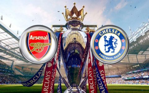 arsenal vs chelsea piala fa