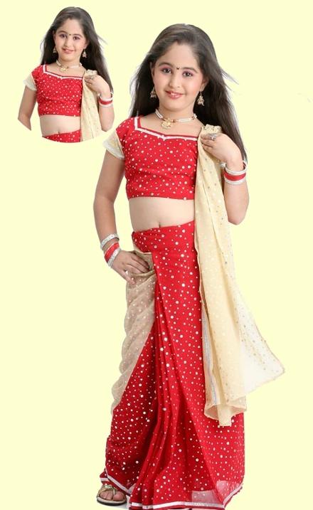 Váy đầm Ấn Độ