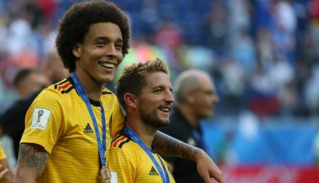 How A Horror Tackle Changed Axel Witsel