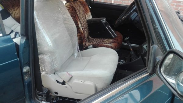 Seat replacement