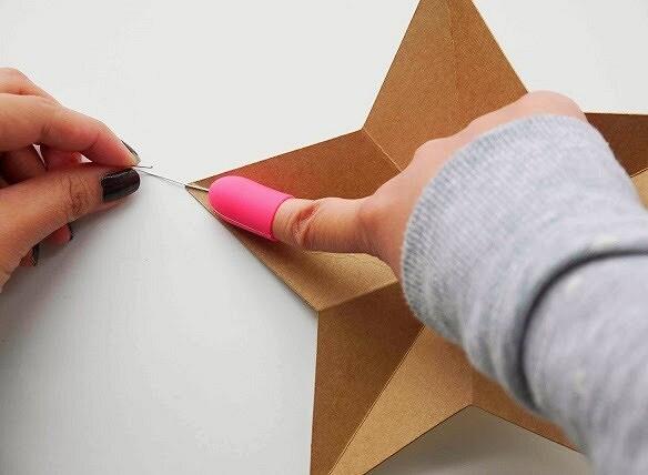Decor de hârtie de Anul Nou cu propriile mâini: 13 idei cu instrucțiuni