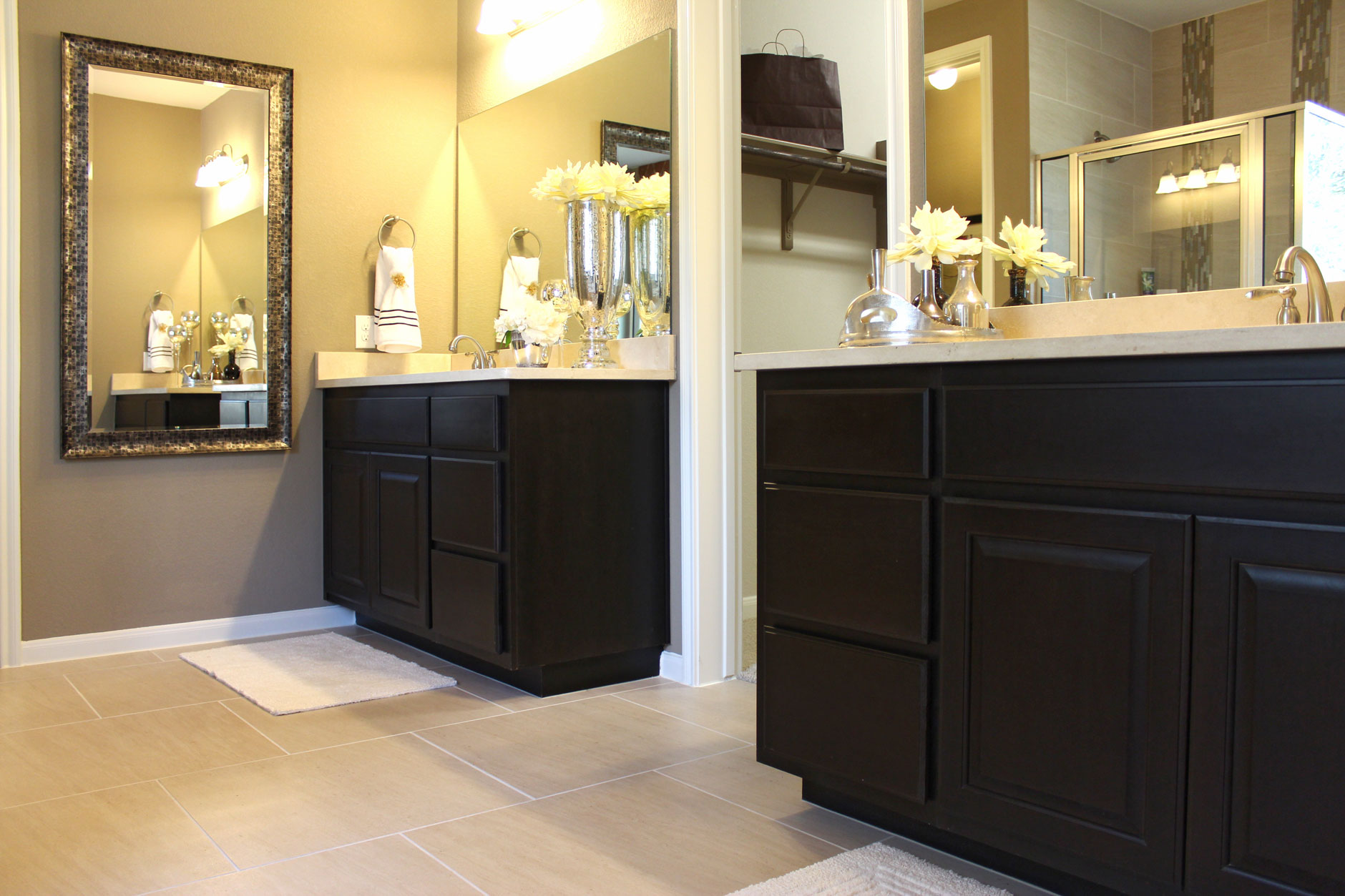 Bathroom Burrows Cabinets Central Texas Builder Direct