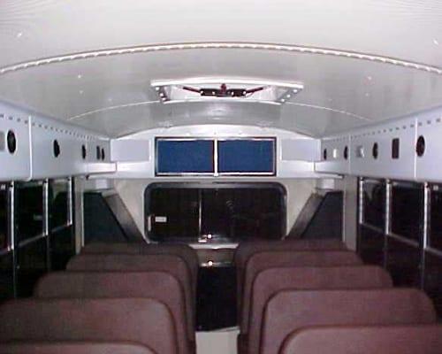 Bus Interior Mid School Bus