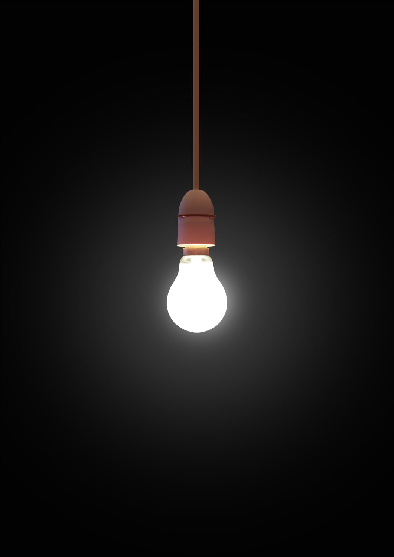Hanging Bulb Lights